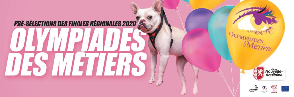 OLYMPIADES DES METIERS 2020