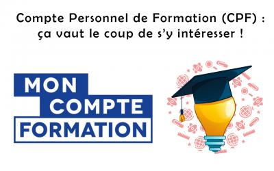 COMPTE PROFESSIONNEL DE FORMATION